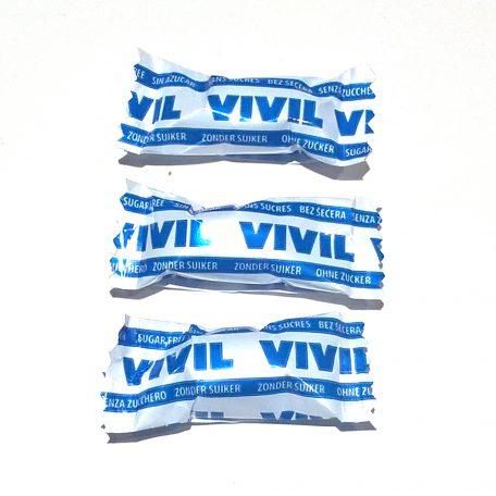 Vivil blauw